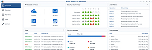 Synology presenta la versión beta de Active Backup 2.0 para Office 365