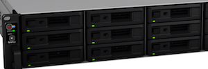 Synology offers a versatile enterprise storage with RackStation RS3618xs solution