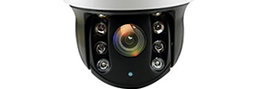 Camtronics DM IP965: a câmera dome motorizado 4 Zoom de 20x MP