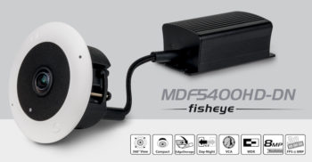 Dallmeier MDF5400-Fisheye