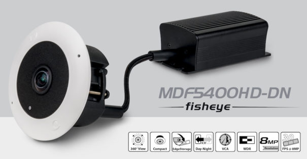 Dallmeier MDF5400-Fisheye