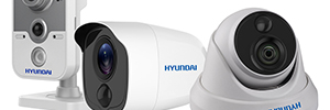 Hyundai launches a line of TVI camera with PIR detector