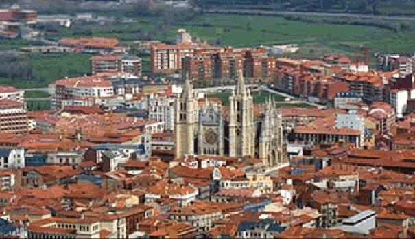 Leon ciudad