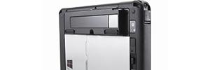 Toughpad ФЗ M1 Panasonic: Планшет с microtermica камеры Flir лептон