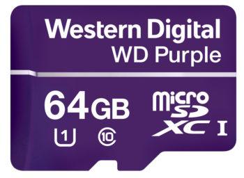 WD Purple microSD 64GB