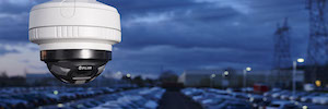 Saros, new range of IP cameras for Flir Systems perimeter protection