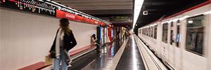 Барселона метро переносит ее решения IP видеонаблюдения системы безопасности