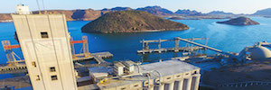 The Mexican port of Guaymas relies on comprehensive security in Avigilon network
