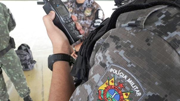 Teltronic tetra policia PRF Brasil