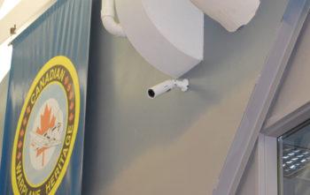 Warplane Heritage Vivotek AS Security and Surveillance