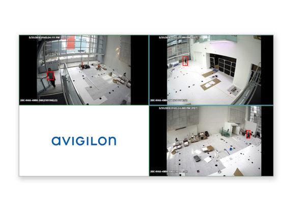 Avigilon H4 multisensor