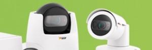 Axis presenta las minicámaras Companion Eye mini L y LE para pequeñas empresas