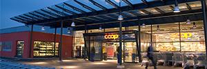 La cadena suiza Coop protege sus tiendas con las soluciones de detección de Vanderbilt