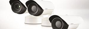 Hanwha Techwin presenta nuevas cámaras térmicas antivandálicas Wisenet T