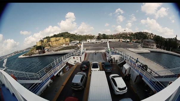 Hanwha y Ferry de Estambul