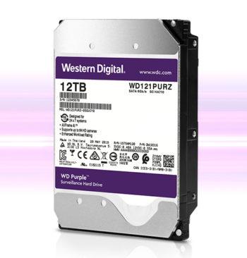 Western Digital Purple 12 TB