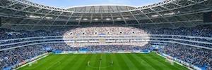 Intelligent Security Systems monitoriza cinco estadios de la Copa Mundial de Fúbol Rusia 2018