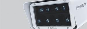 Dallmeier establece un nuevo récord en resolución y rango dinámico con Panomera S8 Ultraline