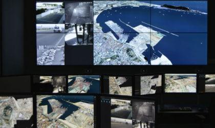 Puerto Algeciras Idom virtualware