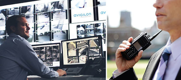 Avigilon y Motorola Solutions en Ilitch Holdings