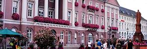 El Ayuntamiento de Karlsruhe implanta las soluciones de control de accesos y seguridad de Azkoyen