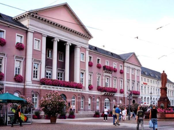 Ayuntamiento Karlsruhe