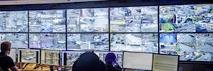 Sistemas de vídeo integrado para mejorar la seguridad en los espacios públicos