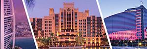 Los hoteles Jumeirah protegen su privacidad con Davantis