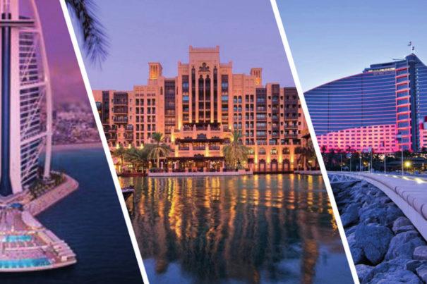 Davantis en hoteles Jumeirah