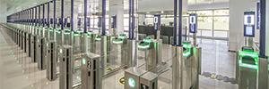 Everis instala sistemas automatizados de control de accesos en cuatro aeropuertos españoles