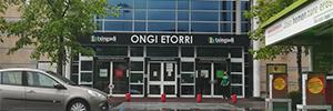 El centro comercial Txingundi renueva su sistema de megafonía y evacuación por voz con LDA Audio Tech