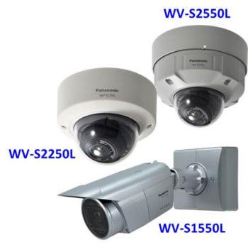 Panasonic WV-S2550L WV-S2250L WV-S1550L