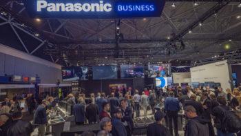 Panasonic ibc2018