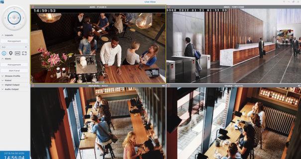 Synology Surveillance station 2-0