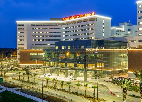 Bosch en Adana Integrated Health Campus