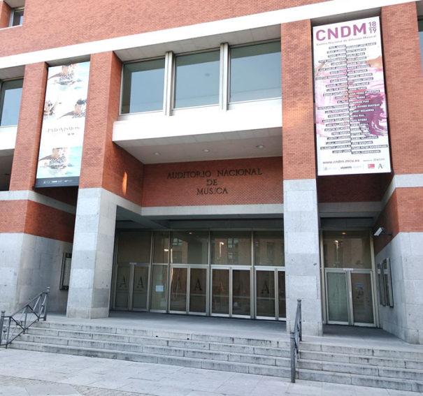 Música de auditório LDA nacional Madrid