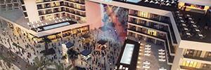 Scati securiza el último proyecto de Meliá Hotels, Calviá Beach The Plaza