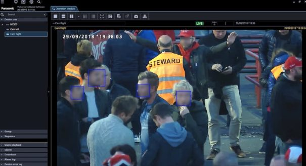 Panasonic zetes estadio rwd molenbeek
