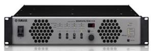 Sonotrack aporta una solución de megafonía IP basada en equipos Yamaha CA en un recinto industrial