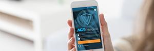 Vanderbilt actualiza el software de control de acceso ACT Enterprise