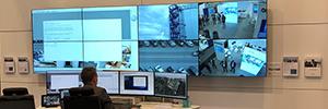 VuWall2 se integra con WinGuard X4 para optimizar la gestión de videowall en salas de control
