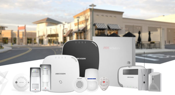 hikvision alarm intrusion