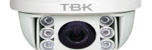 Hommax Sistemas presenta las nuevas cámaras de videovigilancia IP de TBK Vision