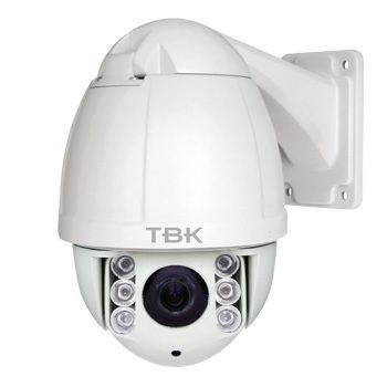 tbk vision PTZ6410IR hommax sistemas