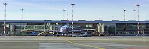 El aeropuerto de Riga amplía su infraestructura de videovigilancia con Indra
