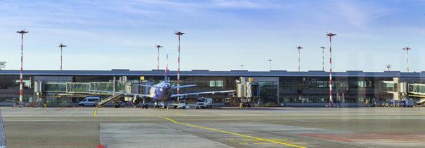 Aeropuerto internacional de Riga