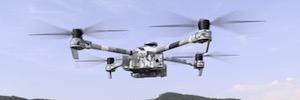 Casmar comercializa en España los sistemas de drones para seguridad integrada de Aiprox