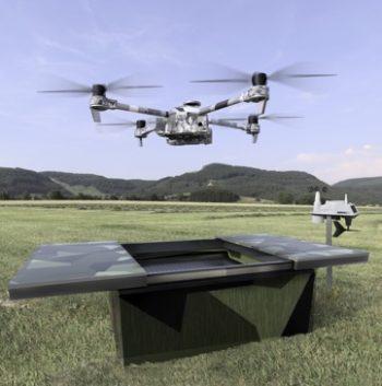 Airprox drone Casmar