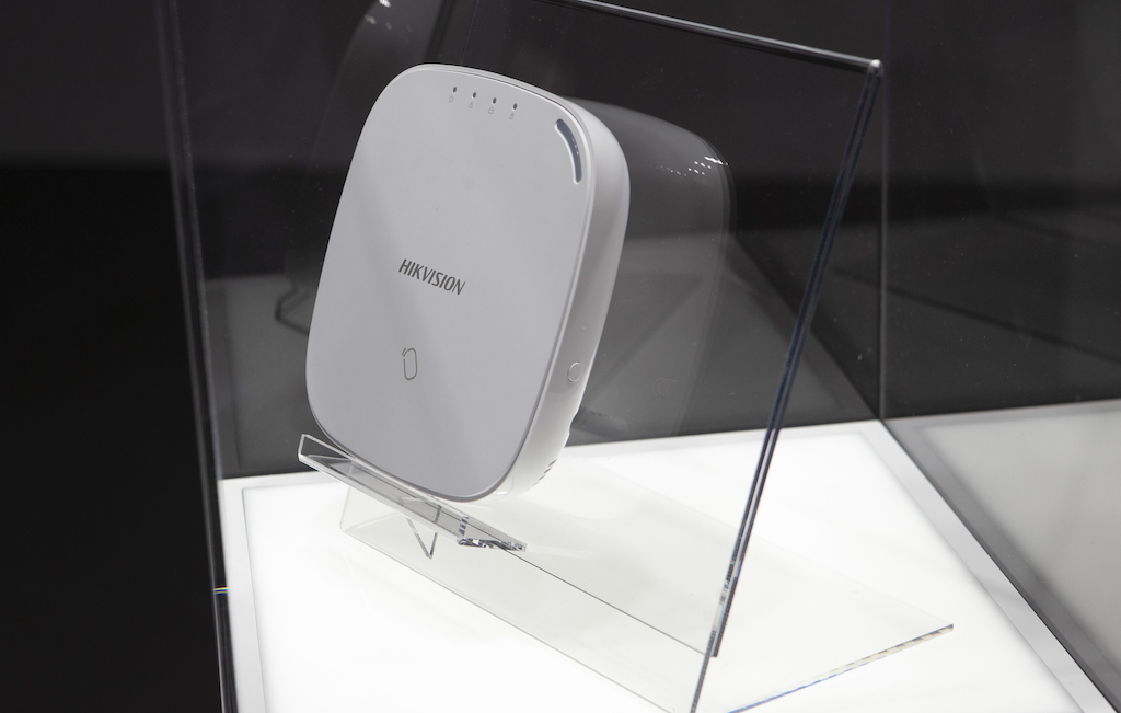 Hikvision advances in intrusion systems with its new range