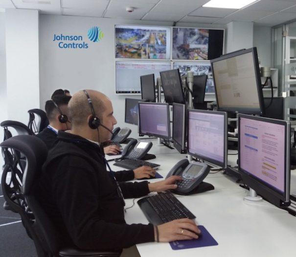 Johnson Controls centro monitorizacion CRM